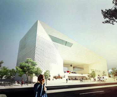 NOUVELLES ARCHITECTURES, FRAC exhibition, Paris