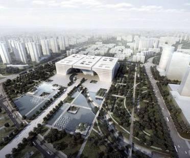 gmp, Changzhou Culture Center, China