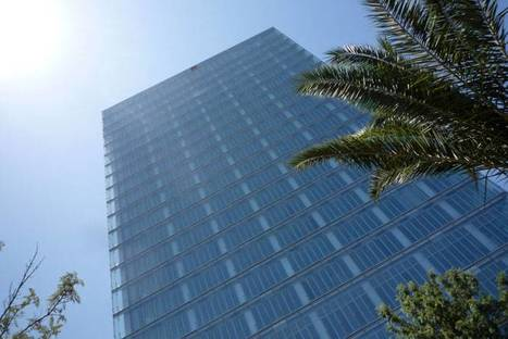 Jean Paul Viguier & Associés, tower to house Maroc Telecom Headquarters