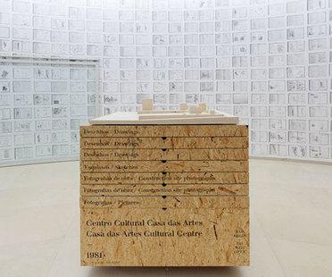 Exhibition Eduardo Souto De Moura - Competitions 1979-2011