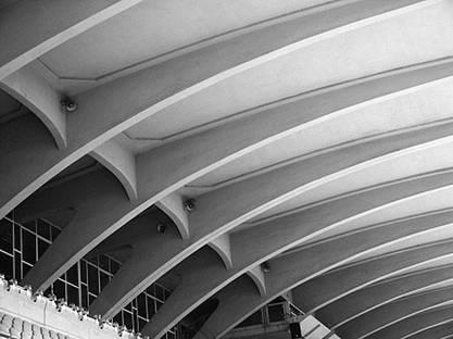 Exhibition PIER LUIGI NERVI Architecture as a Challenge