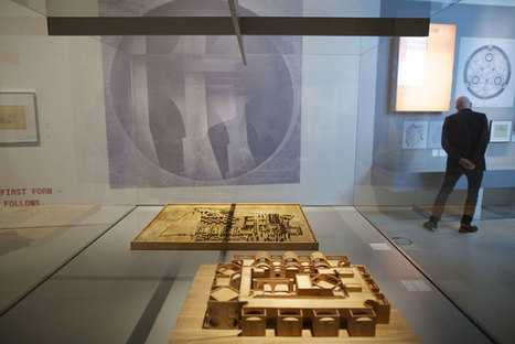 Exhibition: Louis Kahn - The Power of Architecture