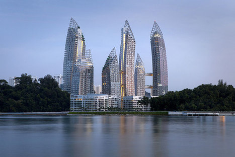 Winners of the 2012 Emirates Glass LEAF Awards