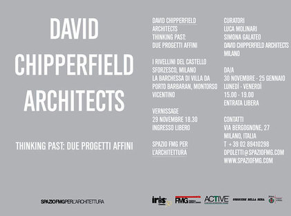 David Chipperfield Architects exhibition