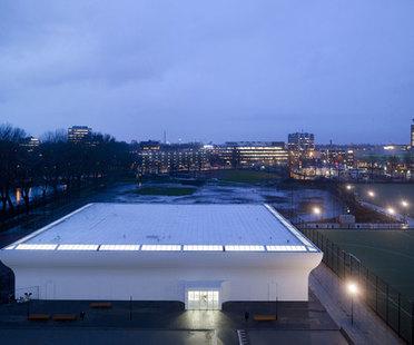 NL Architects, TNW Gym Hall, Utrecht