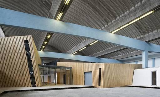 Daniel Libeskind, Academy of the Jewish Museum Berlin