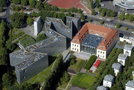Daniel Libeskind, Academy of the Jewish Museum Berlin