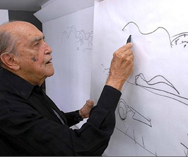 Goodbye to architect Oscar Niemeyer