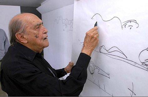 Goodbye to architect Oscar Niemeyer