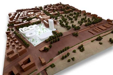 SANAA - Bocconi University in Milan