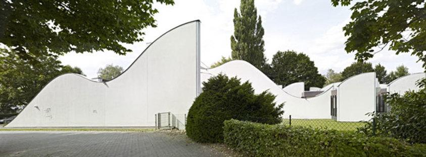 JOHANNES PETER HÖLZINGER – Psychodynamic Spatial Structure exhibition