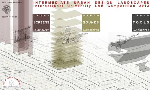 A university contest focusing on uses of extra-large ceramic tiles