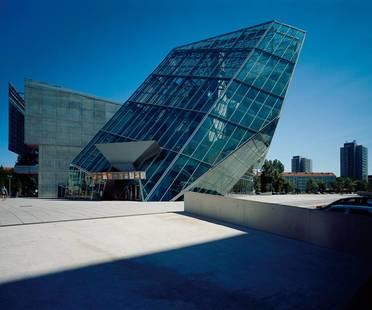 COOP HIMMELB(L)AU: 7+ architecture exhibition