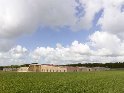 Atelier Zündel & Cristea, Medical Care Centre, Limay