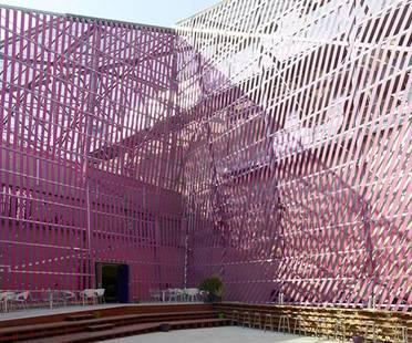 tetrarc architectes, paloma music complex