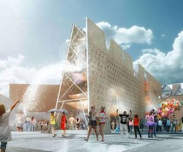 CODA wins the Young Architects Program's 2013 award