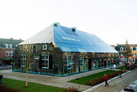 MVRDV, Glass Farm, the Netherlands