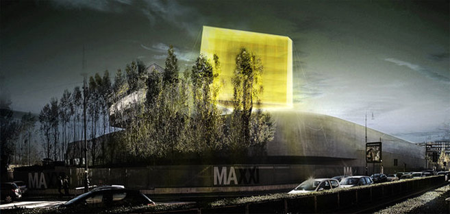 BAM wins the YAP MAXXI 2013