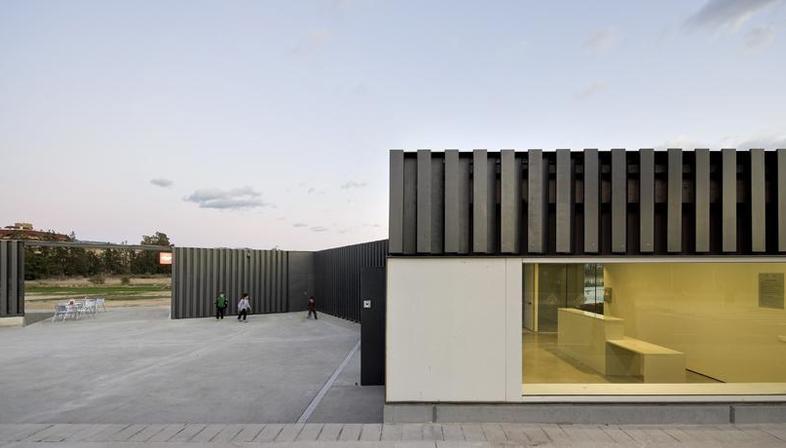 Olga Felip finalist in the AJ award for emerging architects