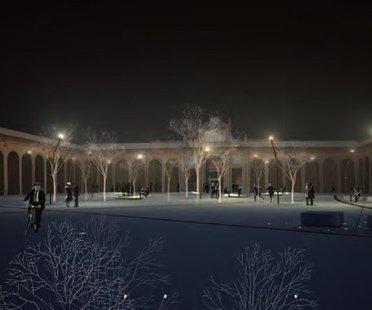 Future : Architettura e(s)t Paysage exhibition. stARTT practice