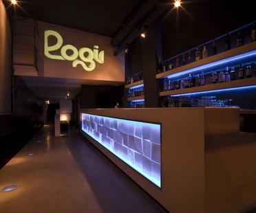 Davide Gori, Logic Club interior design