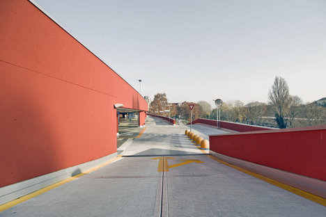 Valle Architetti, CARPARK AND OFFICE/RETAIL BUILDING IN PADUA