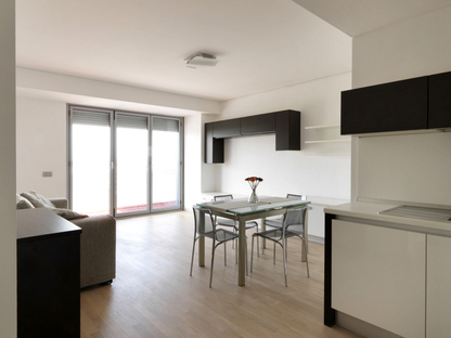 Valle Architetti, residential and commercial tower in Rome