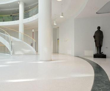 Foster + Partners, Luigi Einaudi campus in Turin