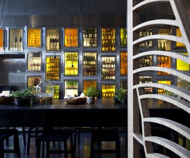 Pitsou Kedem Architects + Baranowitz-Amit Design Studio - Taizu Restaurant