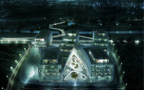 Julien De Smedt Architects wins a competition in Istanbul