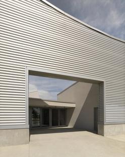 Valle Architetti, Bocce ball court in Udine