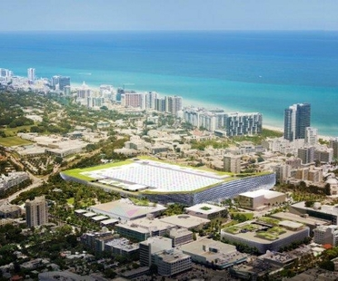 BIG Miami Beach Convention Center project