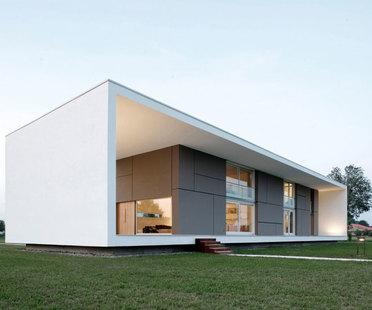 Andrea Oliva, CASA SULLA MORELLA private home