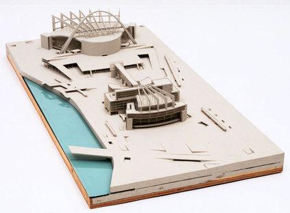Le Corbusier: An Atlas of Modern Landscapes exhibition