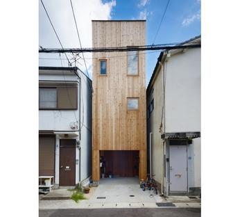 Fujiwarramuro Architects, residential building in Nada