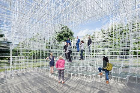 Designed by Sou Fujimoto Architects Image © 2013 Iwan Baan