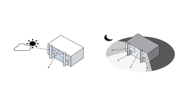 Henn Gas And Steam Power Plant Wedel Floornature Diagram