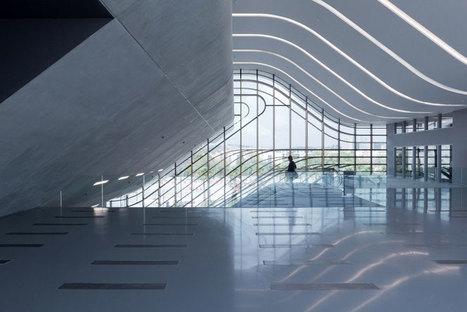 Zaha Hadid Architects, Pierres Vives, France