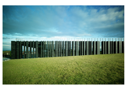 heneghan peng architects, Giants Causeway (c)Marie-Louise Halpenny