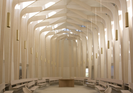 Niall McLaughlin Architects, Bishop Edward King Chapel