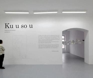 TAKESHI HOSAKA ARCHITECTS - Ku u so u /Fantazie/ exhibition