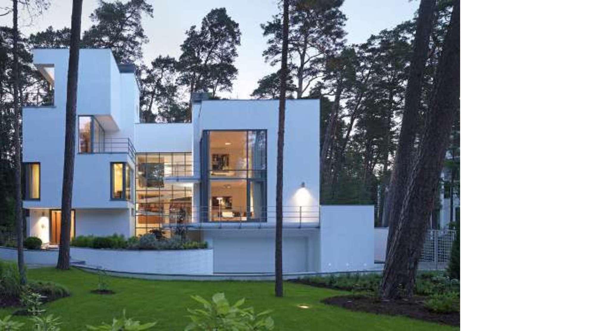 Guna Villa, Jurmala, Riga, Latvia, Image: Heiner Leiska