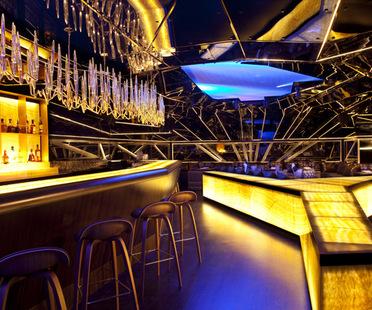 Mr. Important Design, Alegra lounge interior design