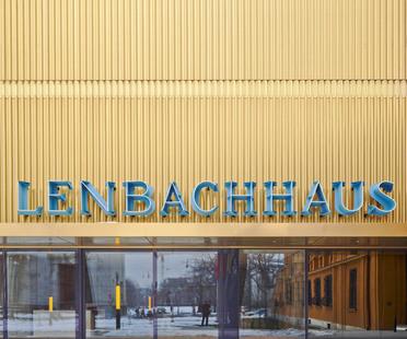 Foster Partners, Lenbachhaus Museum, Munich