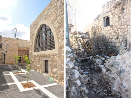 Revitalisation of Birzeit Historic Centre, Birzeit, Palestine