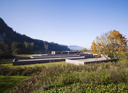 Islamic Cemetery, Altach, Austria