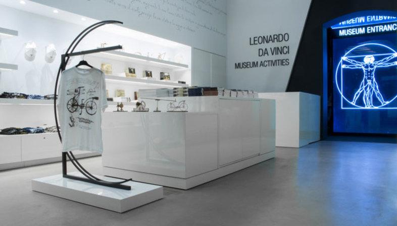 Museo Leonardo Da Vinci Firenze.Giraldi Associati Architetti Leonardo Da Vinci Museum In Florence