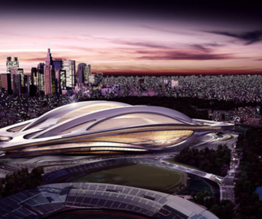 Zaha Hadid, New National Stadium – 2020 Tokyo Olympics