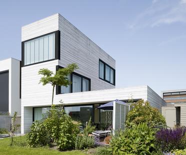 pasel.kuenzel architects urban villa in Amsterdam