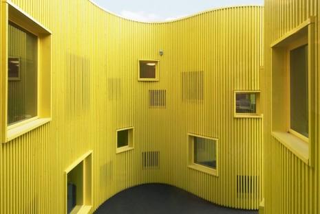 Tham & Videgård Arkitekter, Tellus Nursery School